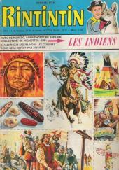 Rin Tin Tin & Rusty (2e série) -8- Le cimetière indien