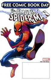 Free Comic Book Day 2011 - The Amazing Spider-Man