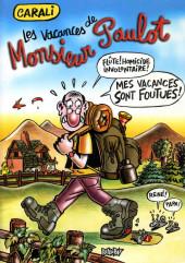 Paulot -1- Les vacances de Monsieur Paulot