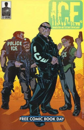 Free Comic Book Day 2011 - Ice / Loose Ends