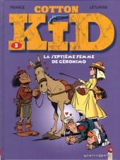 Cotton Kid -5- La septième femme de Géronimo