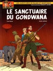 Blake et Mortimer (France Loisirs) -18- Le Sanctuaire du Gondwana