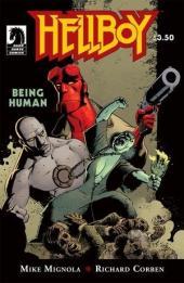 Hellboy (1994) -54- Being Human