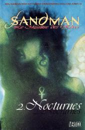 Sandman (Le Maître des rêves) -2- Nocturnes