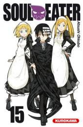 Soul eater -15- Tome 15