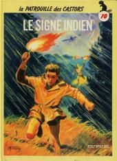 La patrouille des Castors -10c85- Le signe indien