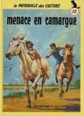 La patrouille des Castors -12c86- Menace en camargue