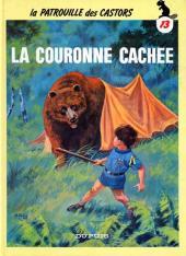 La patrouille des Castors -13c1987- La couronne cachée