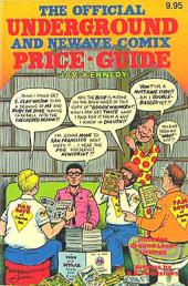 (DOC) Various studies and essays - The Official Underground and Newave Comix Price Guide