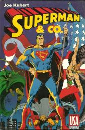 Super Héros (Collection Comics USA) -1- Superman & Co