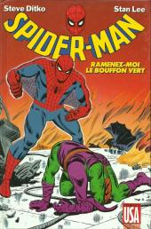 Super Héros (Collection Comics USA) -2- Spider-Man : Ramenez-moi le Bouffon Vert
