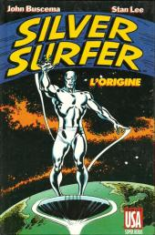 Super Héros (Collection Comics USA) -4- Silver Surfer : L'origine