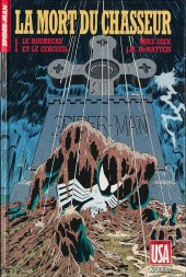 Super Héros (Collection Comics USA) -5- Spider-Man : La mort du Chasseur 1/3 - Le bourreau et le cercueil