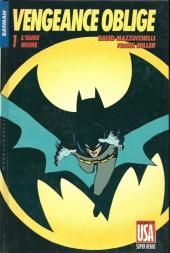 Super Héros (Collection Comics USA) -6- Batman : Vengeance Oblige 1/2 - L'aube noire