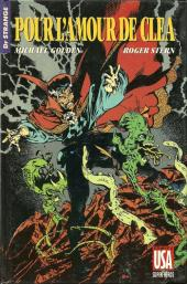 Super Héros (Collection Comics USA) -13- Dr Strange : Pour l'amour de Cléa