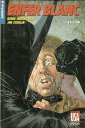 Super Héros (Collection Comics USA) -16- Batman : Enfer blanc 3/4 - Évasion