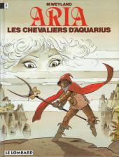 Aria -4b1994- Les chevaliers d'Aquarius