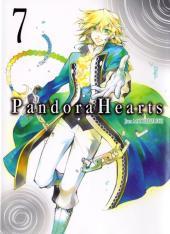Pandora Hearts -7- Tome 7