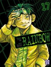 Rainbow -17- Tome 17