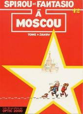 Spirou et Fantasio -42Optic- Spirou et Fantasio à Moscou
