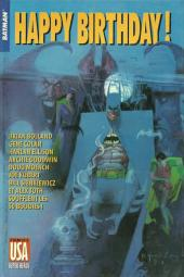 Super Héros (Collection Comics USA) -20- Batman : Happy birthday !