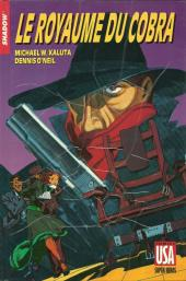 Super Héros (Collection Comics USA) -24- Shadow (2/3) : Le royaume du Cobra