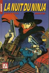 Super Héros (Collection Comics USA) -26- Shadow (3/3) : La nuit du Ninja