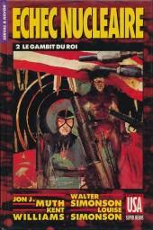 Super Héros (Collection Comics USA) -35- Serval & Havok : Échec nucléaire 2/4 - Le gambit du roi