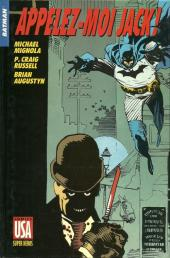 Super Héros (Collection Comics USA) -38- Batman : Appelez-moi Jack!
