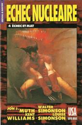 Super Héros (Collection Comics USA) -39- Serval & Havok : Échec nucléaire 4/4 - Echec et mat