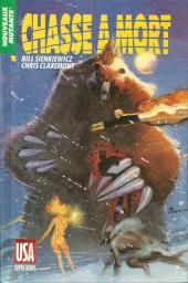 Super Héros (Collection Comics USA) -43- Nouveaux Mutants 1/3 : Chasse à mort