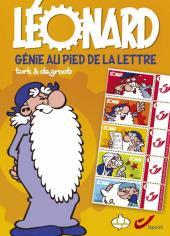 Léonard -HS7TL- Léonard - Génie au pied de la lettre