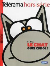 Le chat -HS2- Le Chat, quel cabot !