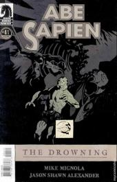 Abe Sapien (2008) -4- The Drowning #4