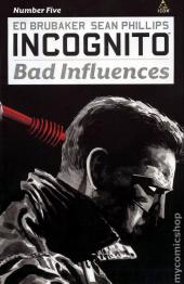 Incognito: Bad Influences (2010) -5- Number Five