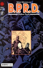 B.P.R.D. (2003) -2- Hollow Earth