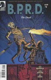 B.P.R.D. (2003) -13- The dead