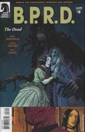B.P.R.D. (2003) -14- The dead