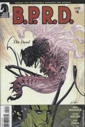 B.P.R.D. (2003) -17- The dead