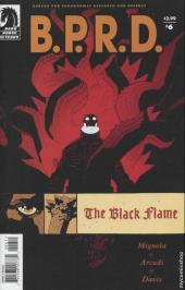 B.P.R.D. (2003) -23- The black flame