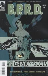 B.P.R.D. (2003) -30- Garden of souls