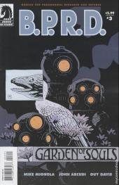 B.P.R.D. (2003) -31- Garden of souls