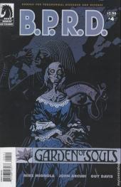 B.P.R.D. (2003) -32- Garden of souls