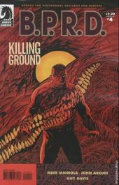 B.P.R.D. (2003) -37- Killing ground