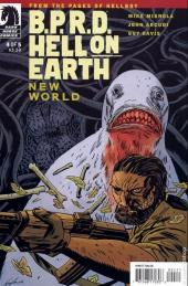 B.P.R.D. (2003) -72- Hell on Earth - New World 4
