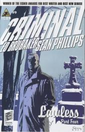 Criminal (2006) -9- Lawless #4/5