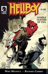 Hellboy (1994) -50- Double feature of evil