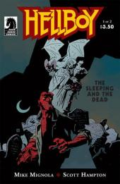 Hellboy (1994) -51- The Sleeping and the Dead #1