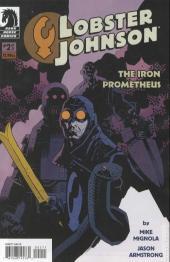 Lobster Johnson (2007) -2- The Iron Promotheus #2