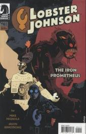 Lobster Johnson (2007) -4- The Iron Prometheus #4